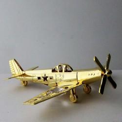 Flugzeug Swarovski Elements...