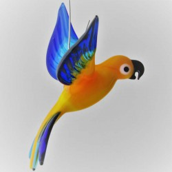 mini Papagei sortiert zum...