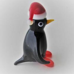 Glas Pinguin 45mm mit...