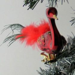 kleiner Halsvogel Rot,...