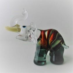 Elefant 90mm Muranoglas gros
