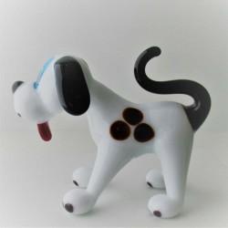 Hund Muranoglas