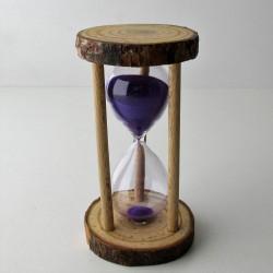 Sanduhr ca. 5 Minuten Glas...