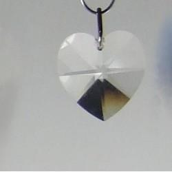 Swarovski 18 mm Herz CC zum...