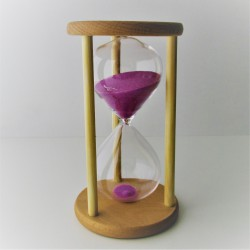 Sanduhr 60 min. 15 cm im...