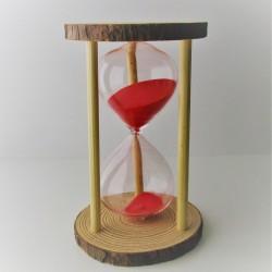 Sanduhr ca. 1 Minuten Glas...
