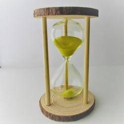 Sanduhr ca. 3 Minuten Glas...