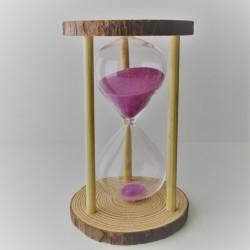 Sanduhr ca. 15 Minuten Glas...