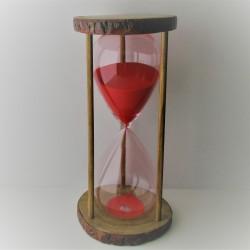 Sanduhr ca. 60 Minuten Glas...