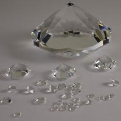 Swarovski 50 mm Diamanten