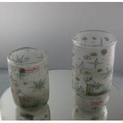 Becher Glas Vera Walther...