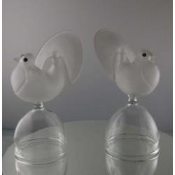 Flacon  Vögel 1990 CH