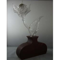 Kerzenhalter Blume 1990 CH