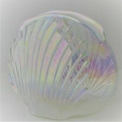 Glas Vase  Fuelemann   CH