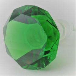 Kristallglas Stoepsel klar...