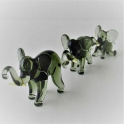 Glas Elefantenzug 200mm...