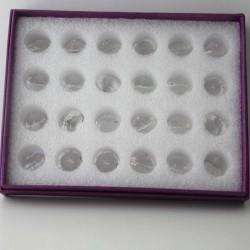 Kristallglas 20mm Diamanten...