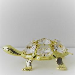 Schildkröte mit Swarovski...