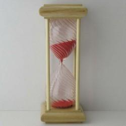 Sanduhr 5 Minuten 16cm Glas...