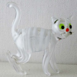 Glas Katze Effektglas 60mm...