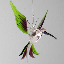 Glasvogel Kolibri 100 mm...