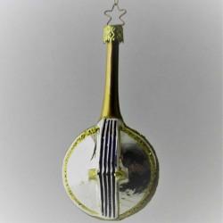 Banio Gold-Silber 11 cm