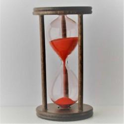 Sanduhr 10 Minuten 9cm Glas...