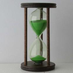 Sanduhr 3 min 9cm Glas in...