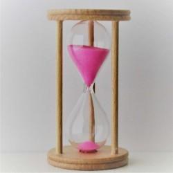 Sanduhr 2 Minuten 9cm Glas...