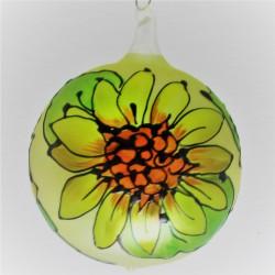 70 mm Sonnenblume, zum haengen