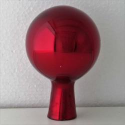 12cm Rosenkugeln - Gartenkugel
