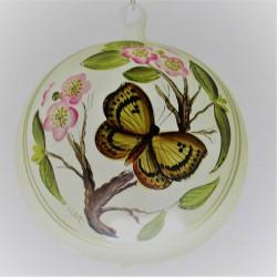 100 mm Schmetterling klar,...