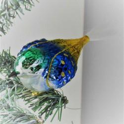 dicker Vogel, mit Glasfaser...