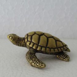 Schildkröte Messing Bronze...
