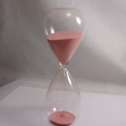 Sanduhr 30 Minuten 20 cm Glas