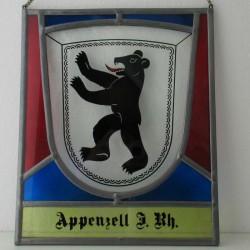 Wappenscheibe Apenzell...
