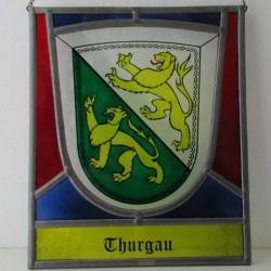 Wappenscheibe Thurgau
