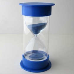 Sanduhr 20 Minuten 12 cm...