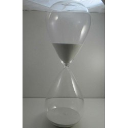 Sanduhr 120 Minuten 45 cm Glas