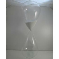 ca. 60 Minuten Glas Sanduhr...