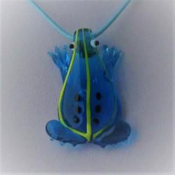 Frosch Muranoglas zum haengen