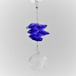 Faeden kurze 70mm  violett...
