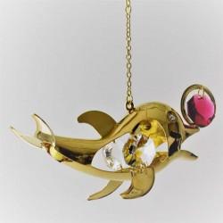 Delfin zum haengen mit...