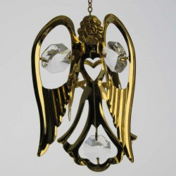 Engel mit Herz zum Hängen...