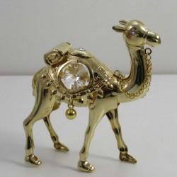 Kamel mit Swarovski...