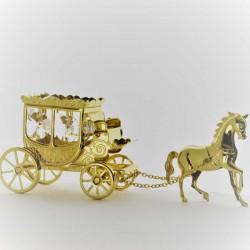 Kutsche mit Pferd Swarovski...