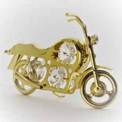 Motorrad Swarovski Elements...