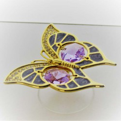 Schmetterling mit Saugnapf,...