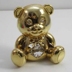 Teddybär mit Swarovski...