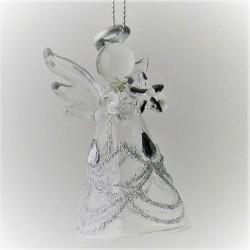 Glas Engel-Glocke...